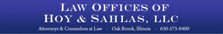 The law offices of Hoy Sahlas LLC